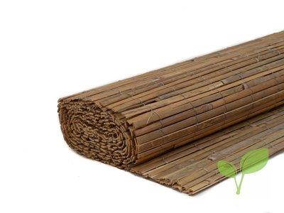 Bamboemat 1 meter hoog